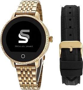 Relógio Seculus Masculino Digital Smart 79002LPSVDA2