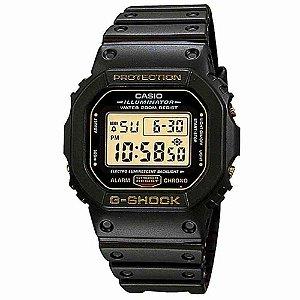 Relógio Casio G-Shock Masculino Digital Preto DW5600EG9VQU