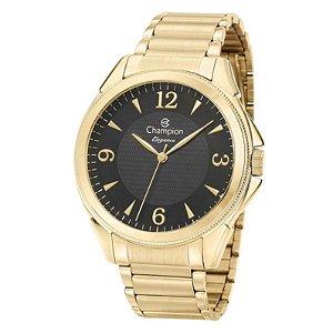 Relógio Champion Feminino Analógico Dourado CN26091U