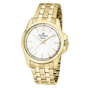 Relógio Champion Feminino Analógico Dourado CN26680H