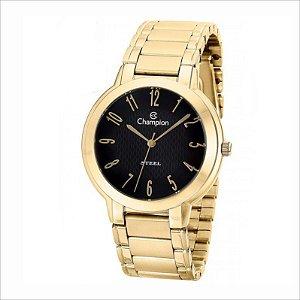Relógio Champion Feminino Analógico Dourado CA20009U