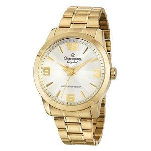 Relógio Champion Elegance Feminino Dourado CN27170H