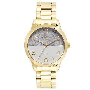 Relógio Condor Feminino Analógico Dourado CO2035KWC/4C