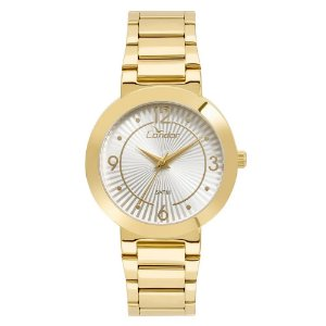 Relógio Condor Feminino Analógico Dourado CO2035KVQ/K4B