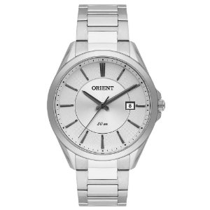 Relógio Orient Masculino Analógico Aço MBSS1323S1SX