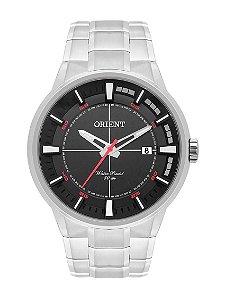 Relógio Orient Masculino Analógico Aço MBSS1308P2SX