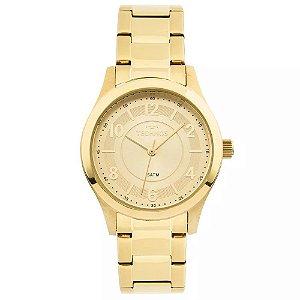Relógio Technos Feminino Analógico Dourado 2035MFT/4X
