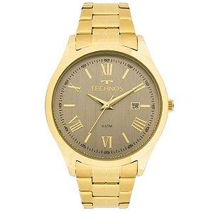 Relógio Technos Feminino Analógico Dourado 2115MGM/4C