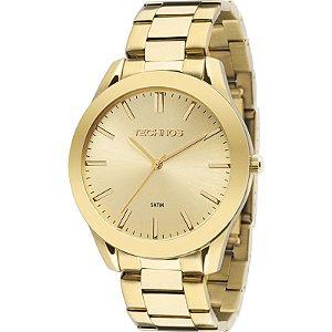 Relógio Technos Feminino Analógico Dourado 2035LRP/4X