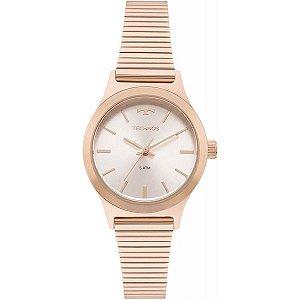 Relógio Technos Feminino Analógico Rosé 2035MMG/4K