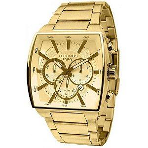 Relógio Technos Masculino Analógico Dourado JS25AL/4X