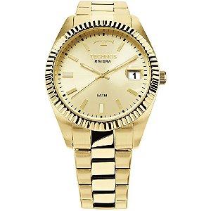 Relógio Technos Masculino Analógico Dourado 2415CH/4X
