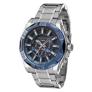 Relógio Technos Masculino Analógico Prata JS25BB/1A