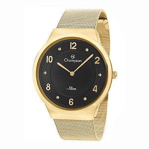 Relógio Champion Unissex Analógico Dourado CA21786U