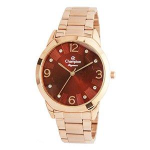 Relógio Champion Feminino Analógico Rosé CN24075I