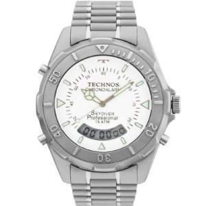 Relógio Technos Masculino Analógico/Digital T20562/1B