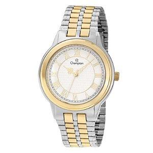 Relógio Champion Feminino Analógico Bicolor CH22957D