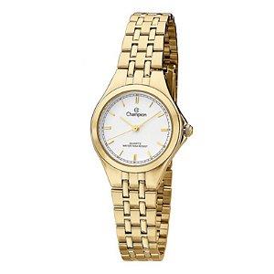 Relógio Champion Feminino Analógico Dourado CH26695W