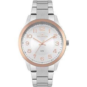 Relógio Technos Feminino Analógico Bicolor 2035MPU/5K
