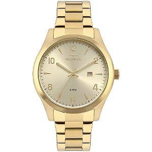 Relógio Technos Feminino Analógico Dourado 2115MRC/4X