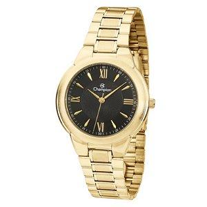 Relógio Champion Feminino Analógico Dourado CH22984K