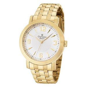 Relógio Champion Feminino Analógico Dourado CN26653W