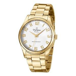 Relógio Champion Feminino Analógico Dourado CN29883J