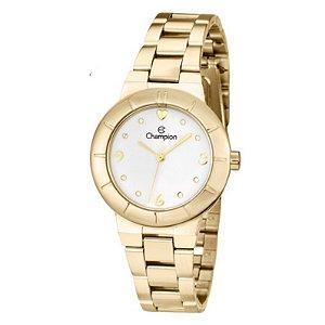 Relógio Champion Feminino Analógico Dourado CH26855W