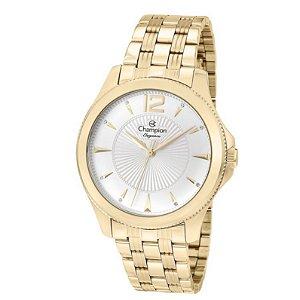 Relógio Champion Feminino Analógico Dourado CN25672W
