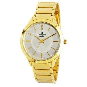 Relógio Champion Feminino Analógico Dourado CN25645W