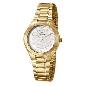 Relógio Champion Feminino Analógico Dourado CN20122W