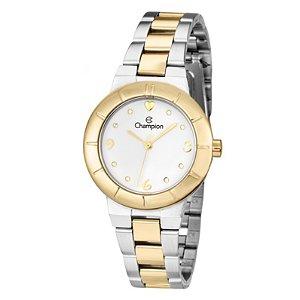 Relógio Champion Feminino Analógico Bicolor CH26855E