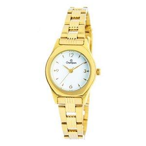 Relógio Champion Feminino Analógico Dourado CH29950W