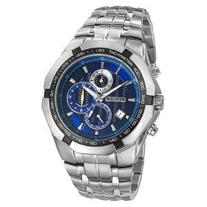 Relógio Magnum Masculino Cronógrafo Prata MA32201A