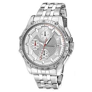 Relógio Magnum Masculino Cronógrafo Prata MA32461Q