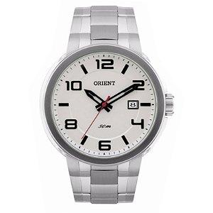 Relógio Orient Masculino Analógico Aço MBSS1289G2SX