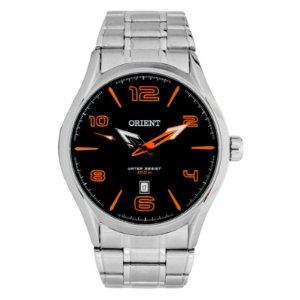 Relógio Orient Masculino Analógico Aço MBSS1318POSX