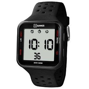 Relógio X-Games Masculino Digital Preto XGPPD090BXPX