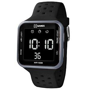 Relógio X-Games Masculino Digital Preta XGPPD091PXPX