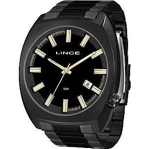 Relógio Lince Masculino Analógico Couro MRN4584SP1PX