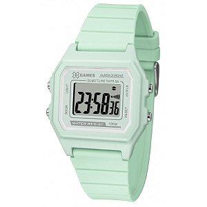 Relógios X-Games Masculino Digital Verde XLPPD027BXFX