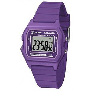 Relógios X-Games Feminino Digital Roxo XLPPD030BXUX