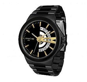 Relógio Lince Masculino Analógico Couro MRN4575S P1PX