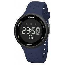 Relógio X-games Masculino Azul Digital XMPPD544PXDX