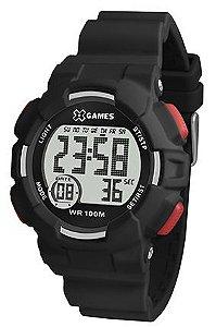 Relógio X-Games Masculino Preto XMPPD493BXPX