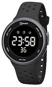 Relógio X-Games Digital Preto Masculino XMPPD485PXPX