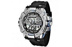 Relógio X-Games Masculino Anadigi Azul XMPPA238BXPX
