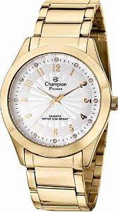 Relógio Feminino Champion Dourado Cn29409d