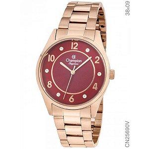 Relógio Champion Feminino Analógico Rosé CN25690V