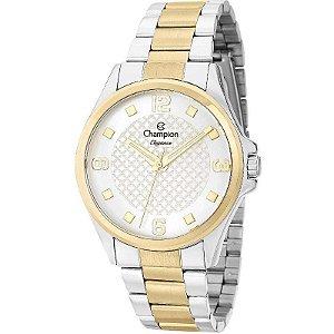 Relógio Champion Analógico Feminino Bicolor CN27563B